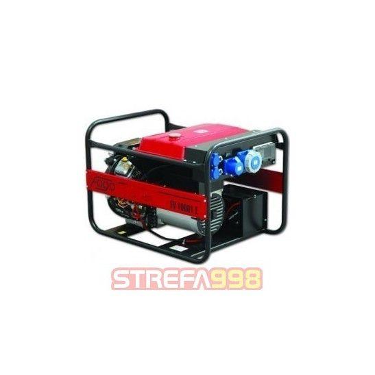 Agregat prądotwórczy FOGO FV10001TE 9,5kW - 1-fazowe
