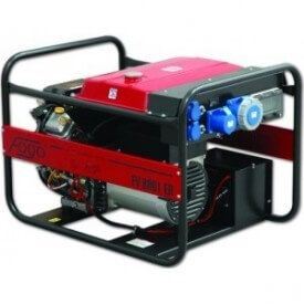 Agregat prądotwórczy FOGO FV10001ER 9,5kW AVR