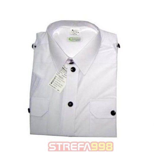 Koszula męska OSP krótki rękaw