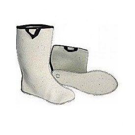 Wkładki do butów gumowych Strażak 01