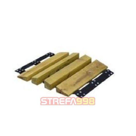 Mostek przejazdowy drewniany 52 x 75 x 52
