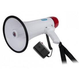 Megafon DH-10 przenośny typu horn 20W