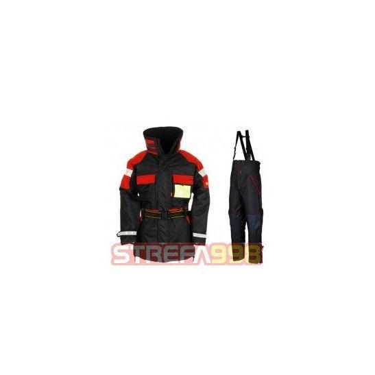 Ubranie wypornościowe KSP - kurtka i spodnie flotacyjne