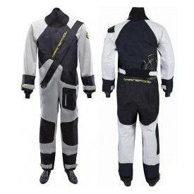 Kombinezon suchy oddychający Racing III Drysuit 5001566 - Ubrania do pracy w wodzie