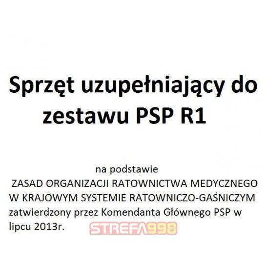 Zestaw uzupełniający do zestawu PSP R1