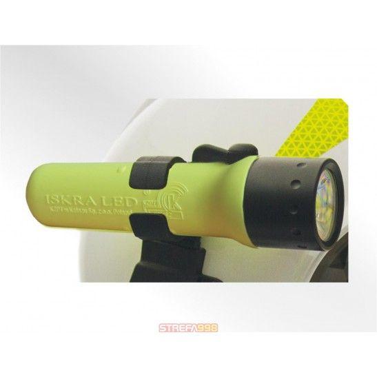 Latarka ISKRA LED -  Do hełmów