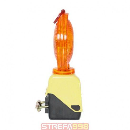 Lampa ostrzegawcza LED