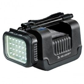 Przenośny system oświetleniowy PELI 9430 CZARNY - Zestawy Peli
