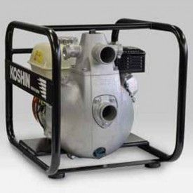 Motopompa wysokociśnieniowa KOSHIN SERH 50V -  Wysokociśnieniowe