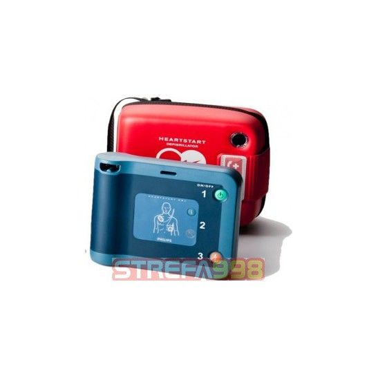 Defibrylator AED PHILIPS HeartStart model FRx