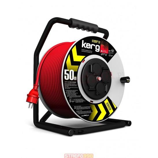 Przedłużacz specjalistyczny - 3G2.5 20m - guma