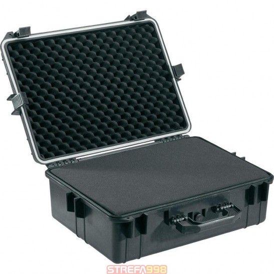 Walizka narzędziowa Basetech 560x430x215 - Walizki sprzętowe