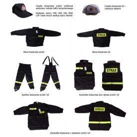 Ubranie koszarowe 4-cz (kamizelka bez rękawów) RIBStop