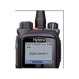 Radiotelefon HYTERA PD785 PROFESSIONAL cyfrowy DMR -  Nasobne Hytera