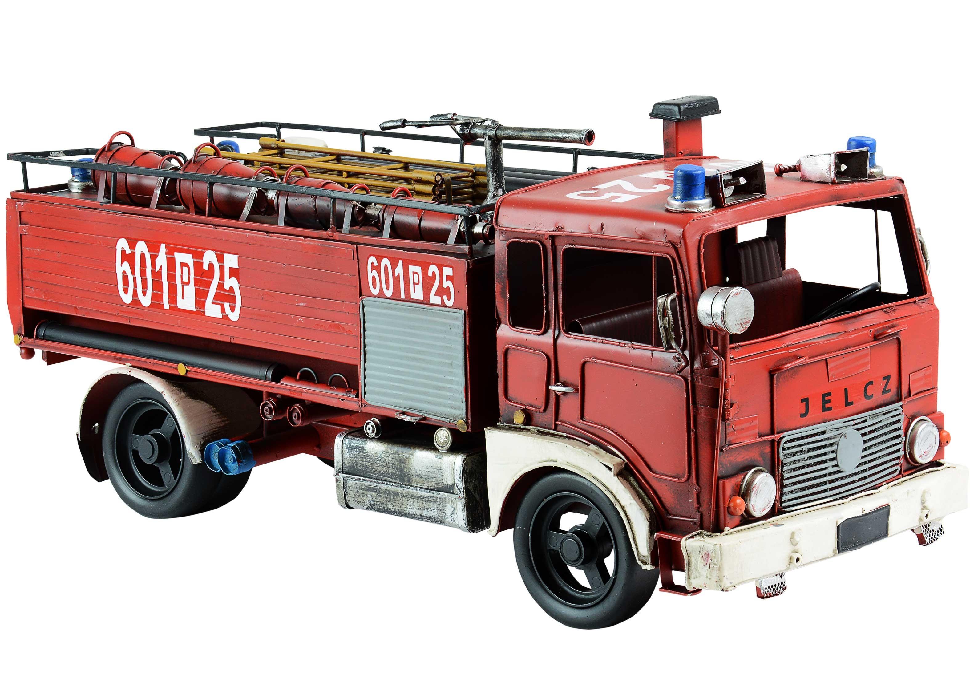 0ca4a8cf Replika samochodu strażackiego JELCZ 004...