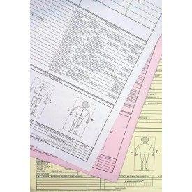 Karta udzielonej kwalifikowanej pierwszej pomocy - Druki, książki, programy