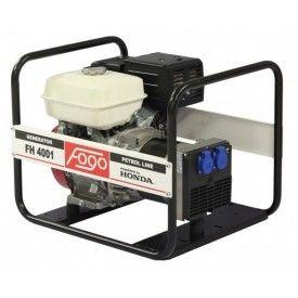 Agregat prądotwórczy FOGO FH4001 3,8kW