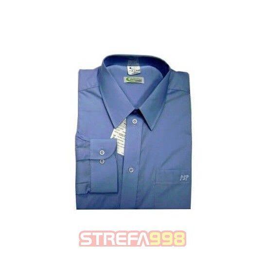 Koszula PSP służbowa długi rękaw -  OUTLET / Wyprzedaże
