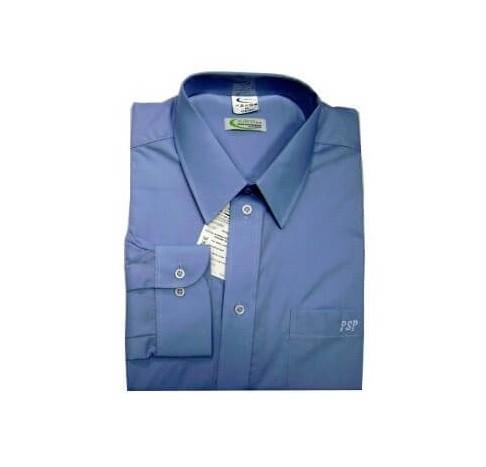 01f576837ee666 Koszula PSP służbowa długi rękaw - Strefa 998 - Sprzęt Strażacki
