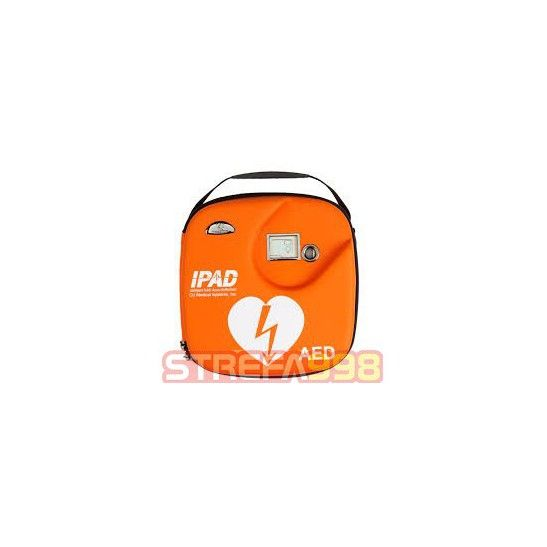 Defibrylator AED iPAD SP1 - wbudowany tryb pediatryczny -  AED iPAD