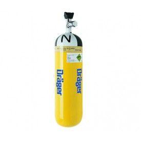 Butla kompozytowa żółta 6,8 L / 300 bar Dräger - Akcesoria do aparatów