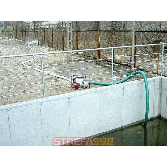 Motopompa SST80 1000 l/min (Honda) -  Woda czysta i brudna