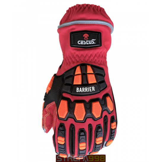Rękawice techniczne CESTUS DEEP III BARRIER PRO -  Rękawice techniczne