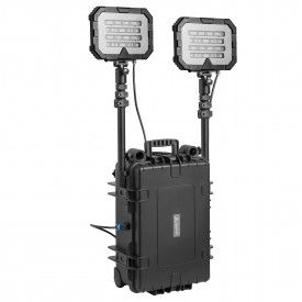Mactronic Floodlight Twin 36000 lm /50Ah - Zestawy MACTRONIC