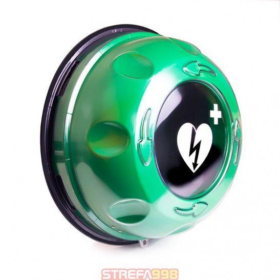 Szafka na AED Rotaid Solid Plus Heat LED z ogrzewaniem -  Szafki do AED