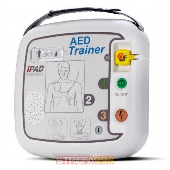 Defibrylator treningowy CU Medical SPT (odpowiednik SP1) AED szkoleniowe