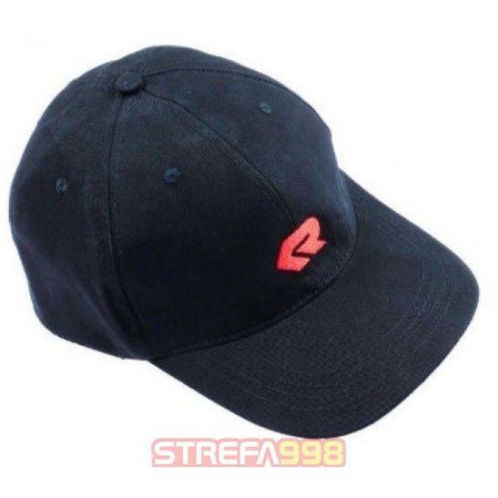 Czapka baseballówka czarna z logo Rosenbauer - Gadżety ROSENBAUER