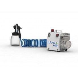 SANY AIR zestaw do dezynfekcji powierzchni -  Zarządzanie kryzysowe