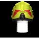 Naklejki odblaskowe 3M do  hełmu HEROS TITAN -  Akcesoria do hełmów bojowych ROSENBAUER