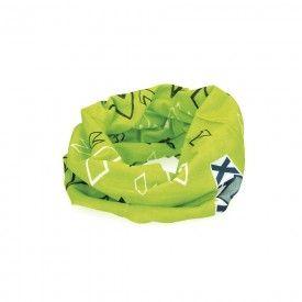 Wielofunkcyjna chusta/komin HAIX - zielona - Bielizna termoaktywna dla Strażaków