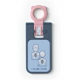 Klucz pediatryczny do trybu niemowlę/dziecko - AED Philips