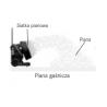 Siatka pianowa do Wentylatora FANERGY V22 ROSENBAUER do piany lekkiej (wymagana dysza gaśnicza) - Akcesoria do wentylatorów RO