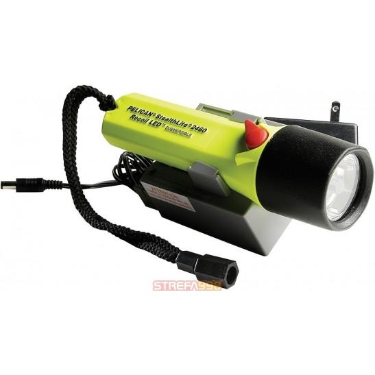 Peli 2460 StealthLite LED ATEX Strefa 1 -  Latarki PELI