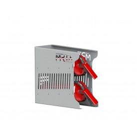 Mocowanie gaśnic MikoRescueTech (2 stanowiska) -  Mocowania sprzętu