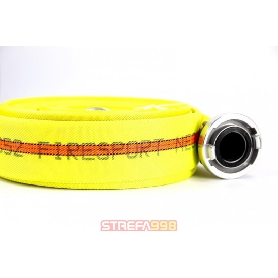 Wąż FIRE SPORT W52 20m łączniki AWG -  Węże tłoczne na zawody