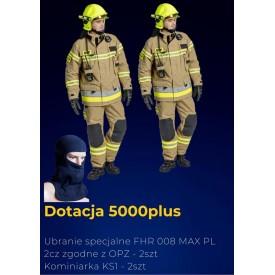 Zestaw ubrań FHR 008 MAX PL 2cz - 2kpl 5000plus