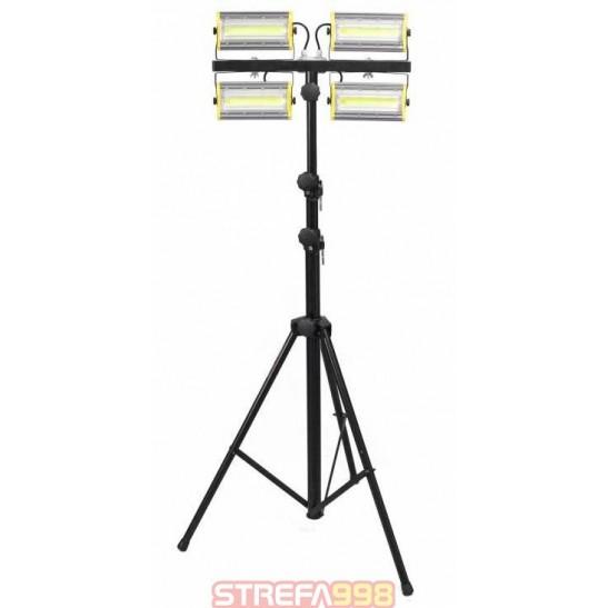 Maszt oświetleniowy 3x500W 3.4m -  Maszty oświetleniowe