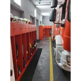 Szafa strażacka STRN400/1 -  Szafy strażackie