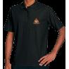 Koszulka strażacka OSP/PSP (polo krótki rękaw)