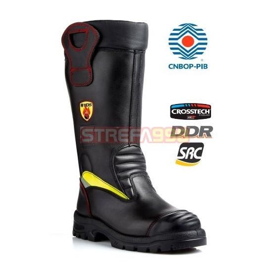 Buty strażackie YDS PLUTO GTX wciągane CROSSTECH® -  Buty strażackie