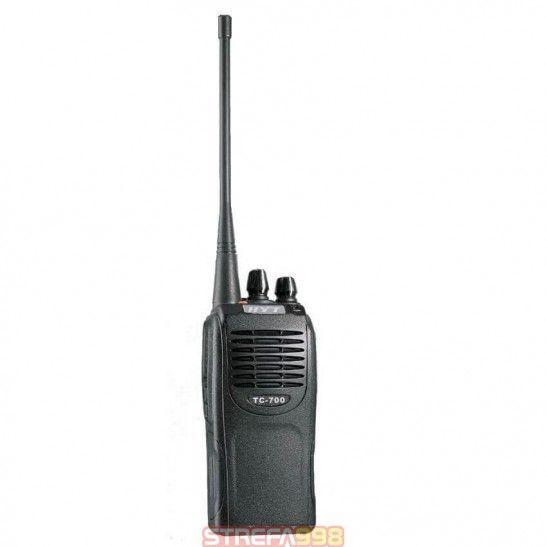 Radiotelefon HYTERA TC-700P - Nasobne Hytera